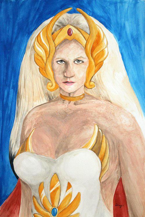 She-Ra: Princess of Power by dragix