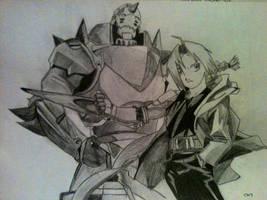 Fullmetal Alchemist by lynlove3