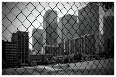 Downtown Noir by passacaglia