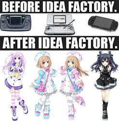 Idea Factory changes you... p5 by samu9