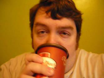 Coffee Me DA ID by MojoCNYartist