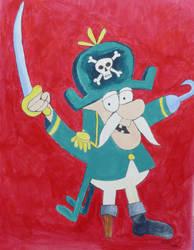 Cap ' N Crotch by MojoCNYartist