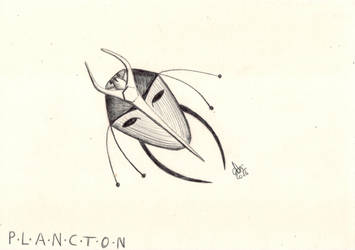 PLANCTON #4 - Gufeo Mulpers by CelsiusDelta