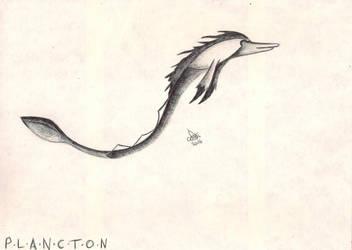 PLANCTON #9 - Deomus Carpario by CelsiusDelta