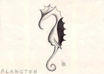PLANCTON #12 - Geman Morgana by CelsiusDelta