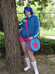 Fanime2011 Ramona Flowers by ComplexityAndPassion