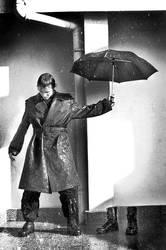 SHE USED TO LOVE RAIN by bogac