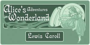 alice's adventures banner by pepper-tea