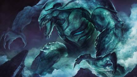 Galaxy Monster by Taihido
