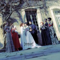 JUST MARRIED II by cetrobo