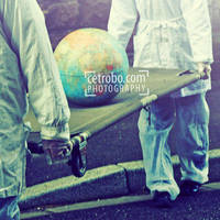 CRAZY WORLD by cetrobo