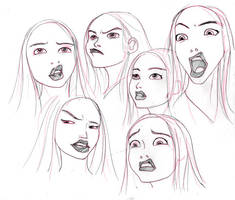 Expression Studies by mikewinn