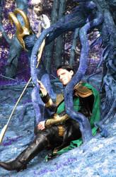 Loki Cosplay by 1Kasumi