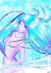 Shiva | Final Fantasy by LunaSyney