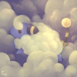 mareep by Effier-sxy