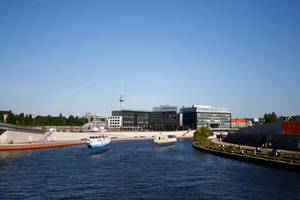 Flying Berlin by segtec