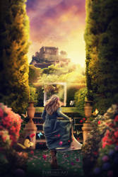 Secret Garden by ZedLord-Art