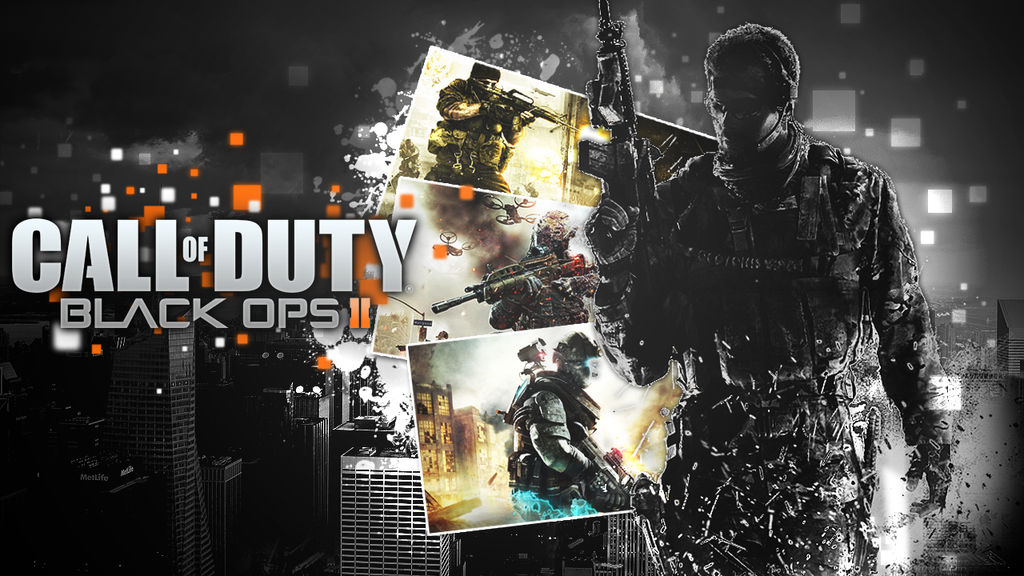 Black Ops 2 Wallpaper by DieVentusLady ...