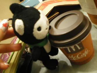 Coffee Break by wunaznbabi