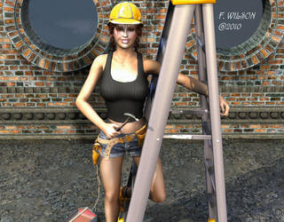 The new Journeywoman by Nicholas2004