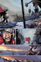 Thor 7, page 21 - colored by Kai-S