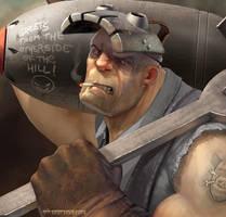 Steam Gunner Schmidt - Details by Kai-S