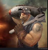 Steam Gunner by Kai-S