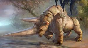 Materospanodon by Kai-S