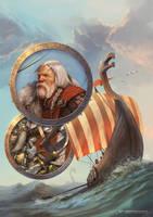 Vikings by Kai-S