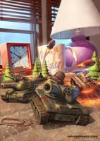 Micro Tanks by Kai-S