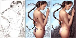 TR Bikini Cover - colored by Kai-S