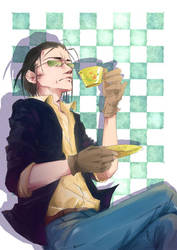 Afternoon Tea Dante by ArisuTwin