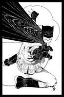 Batman DK by PauloSiqueira