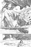 Superman WonderWoman page 03 by PauloSiqueira