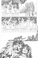 Superman WonderWoman 07 page 07 by PauloSiqueira