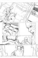 Superman WonderWoman 04 page 05 backup by PauloSiqueira