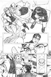 Superman WonderWoman 04 page 10 by PauloSiqueira