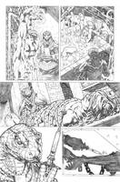 Secret origins 02 Starfire page 07 by PauloSiqueira