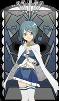 Sayaka Miki - Puella Magi Madoka Magica by Tyosif