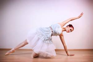 STOCK ballet dancer II by MyladyTane