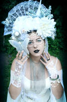 STOCK white woman II by MyladyTane