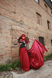 STOCK Red queen III by MyladyTane