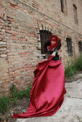 STOCK Red queen IV by MyladyTane