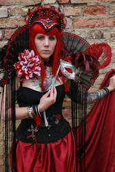 STOCK Red queen V by MyladyTane