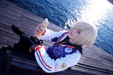 Yuri On Ice - BAD MOOD. by AyaxSoundless
