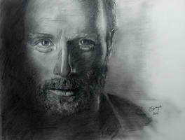 Rick Grimes by BladaMerry