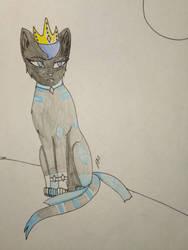 Diamond Kitty by JennyMarionette
