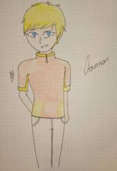 [Art Trade] Gannon by JennyMarionette