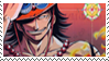 Stamp - Portgas D. Ace by coffeefanatic3462