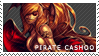 Pirate Cashoo Stamp by coffeefanatic3462